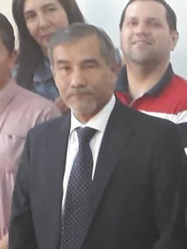 Prof. Dr. Manuel de Jesús Ramírez Candia, Ministro de la Corte Suprema de Justicia
